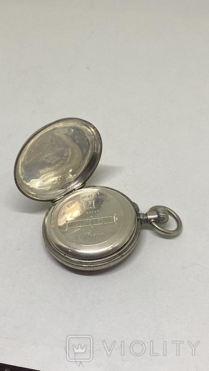 Часы карманные часы H.Mozer 84пр, фото №6