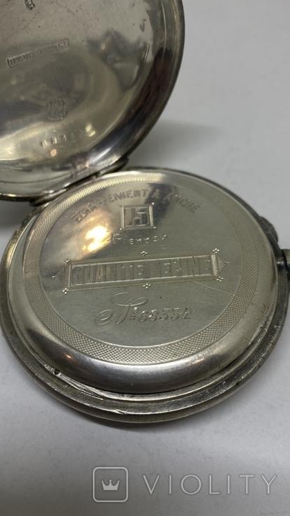 Часы карманные часы H.Mozer 84пр, фото №7