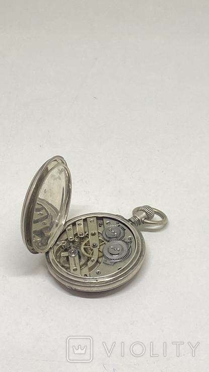 Часы карманные часы H.Mozer 84пр, фото №10