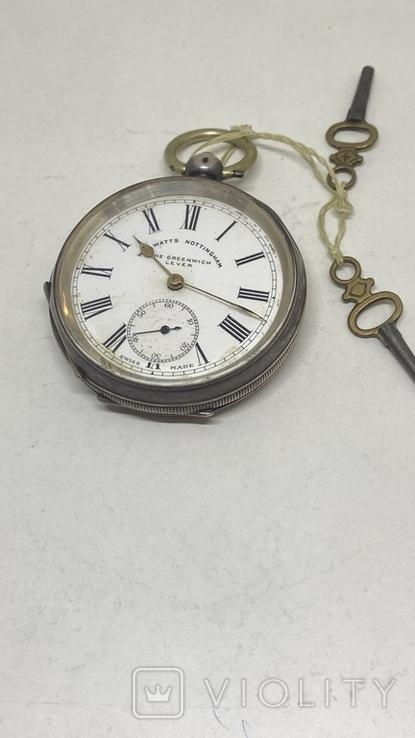 Часы карманные 935пр, фото №2