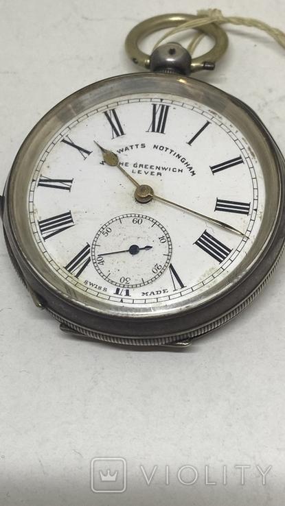 Часы карманные 935пр, фото №3