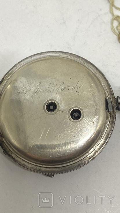 Часы карманные 935пр, фото №4