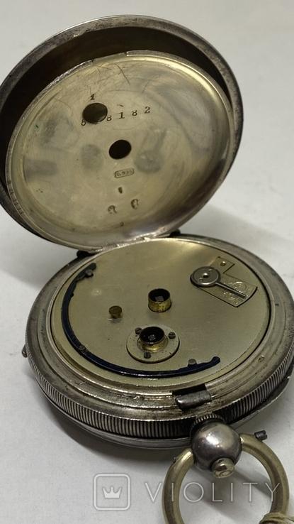 Часы карманные 935пр, фото №7