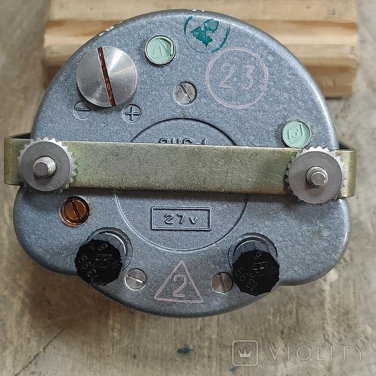 Часы АЧС-1 на ходу с пломбами в коробке., фото №7