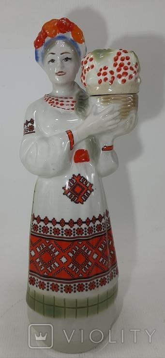Фарфор Украина бутылка, фото №2