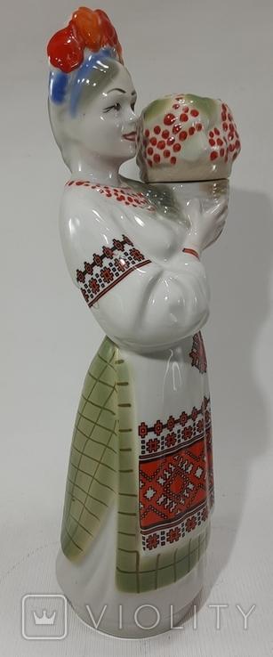 Фарфор Украина бутылка, фото №3