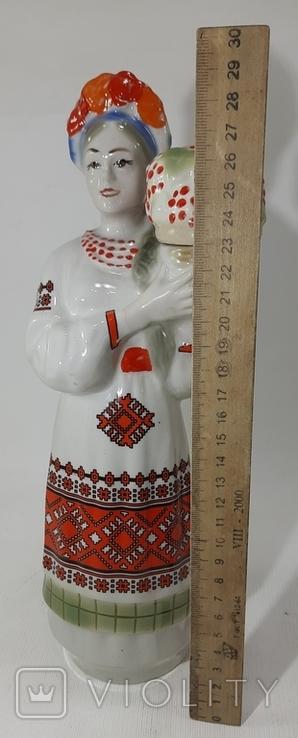 Фарфор Украина бутылка, фото №5