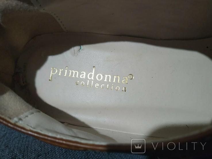 Туфли PRIMADONA кожаные 38, фото №6