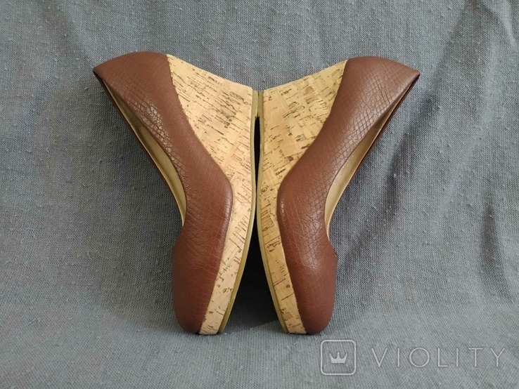 Туфли Корок Кожа TU из Англии 38 размер, фото №5