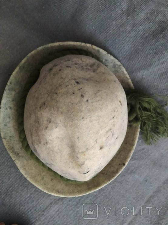 Винтажная альпийская шляпа Германия, фото №6