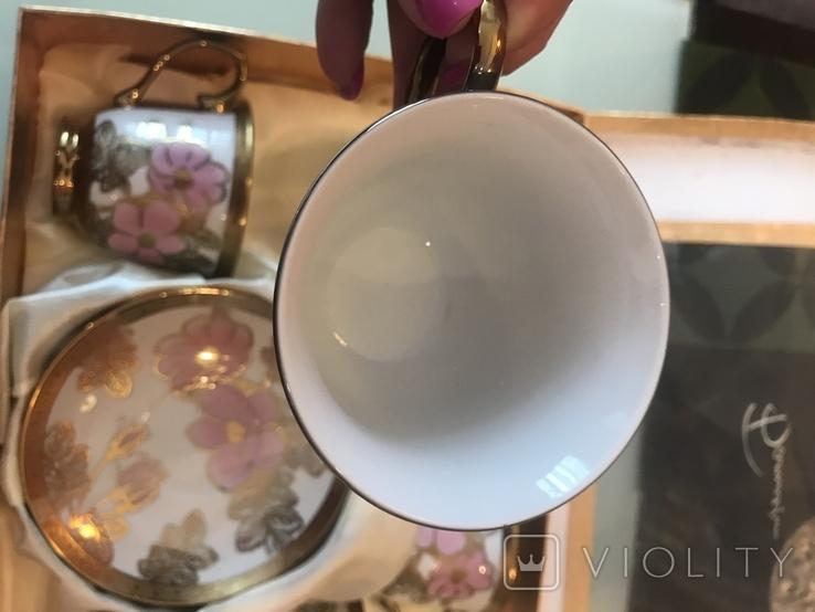 Набор чайный-кофейный, 6 персон, новый, фото №5