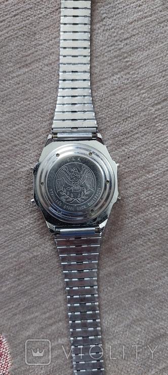"""Часы """"Монтана"""". Оригинальный браслет. Рабочие, с мелодиями., фото №5"""