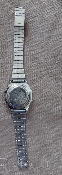 """Часы """"Монтана"""". Оригинальный браслет. Рабочие, с мелодиями., фото №6"""