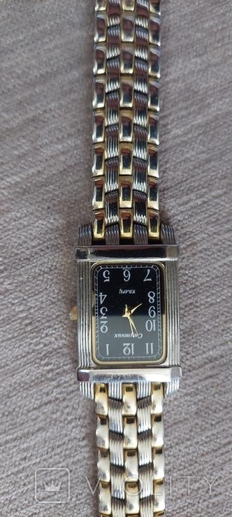 """Часы """"Спутник"""". В оригинальном браслете., фото №2"""