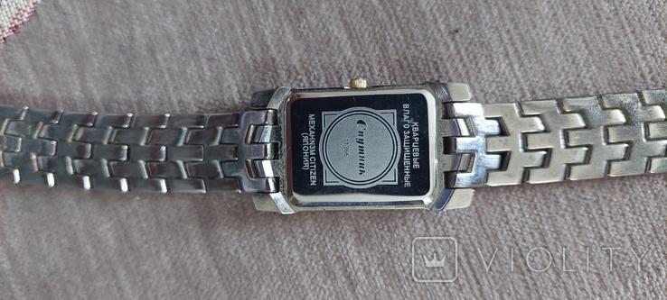 """Часы """"Спутник"""". В оригинальном браслете., фото №5"""