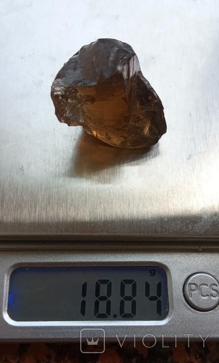 Цитрин 140 грамм, фото №6