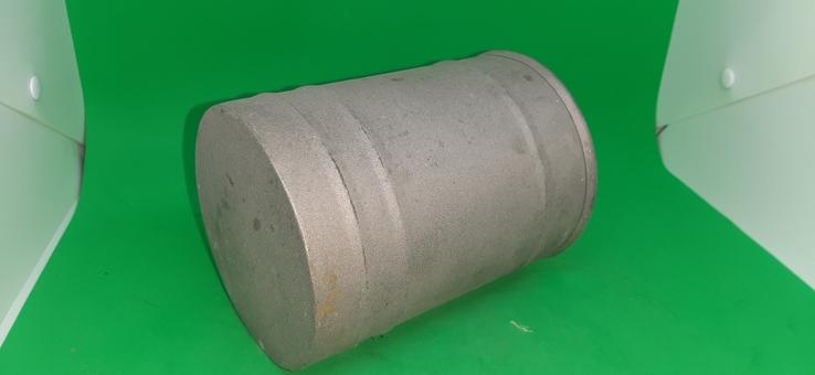 Чашка металл большая, фото №4