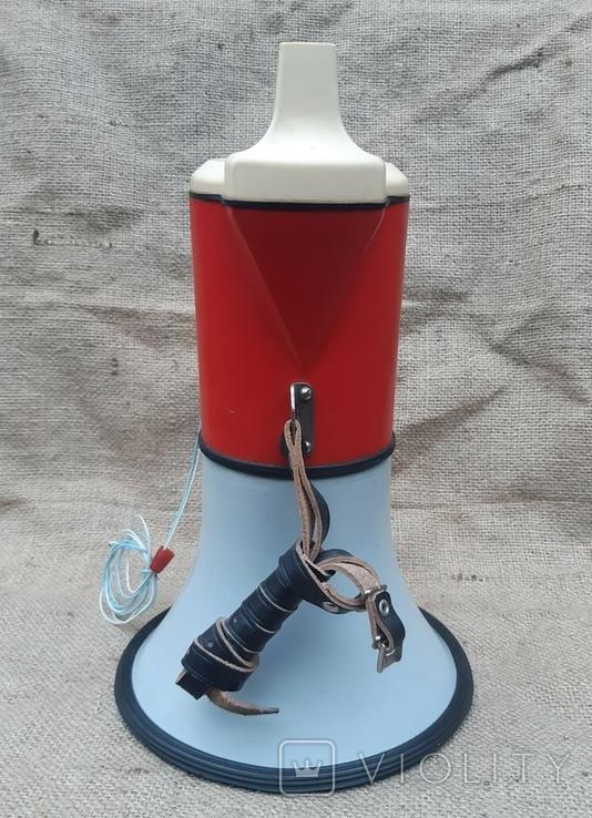 Электромегафон, фото №3