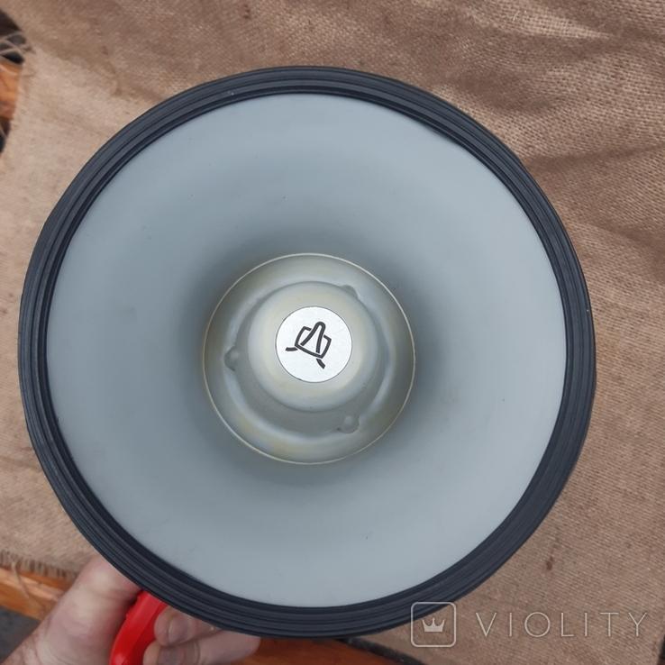 Электромегафон, фото №8