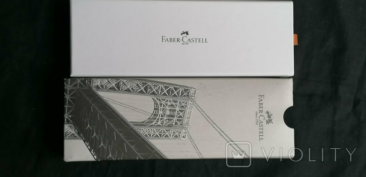 Ручка FABER-CASTELL шариковая., фото №3