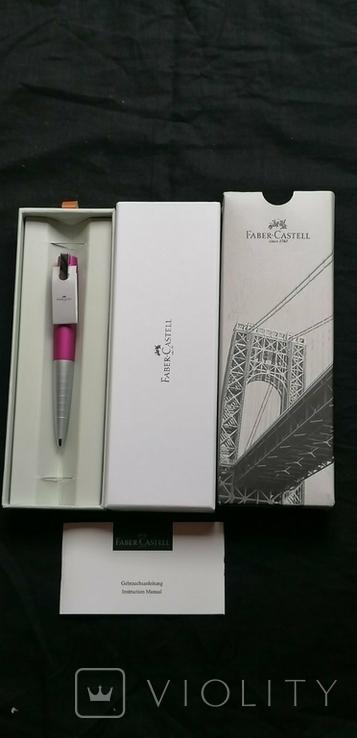 Ручка FABER-CASTELL шариковая., фото №6