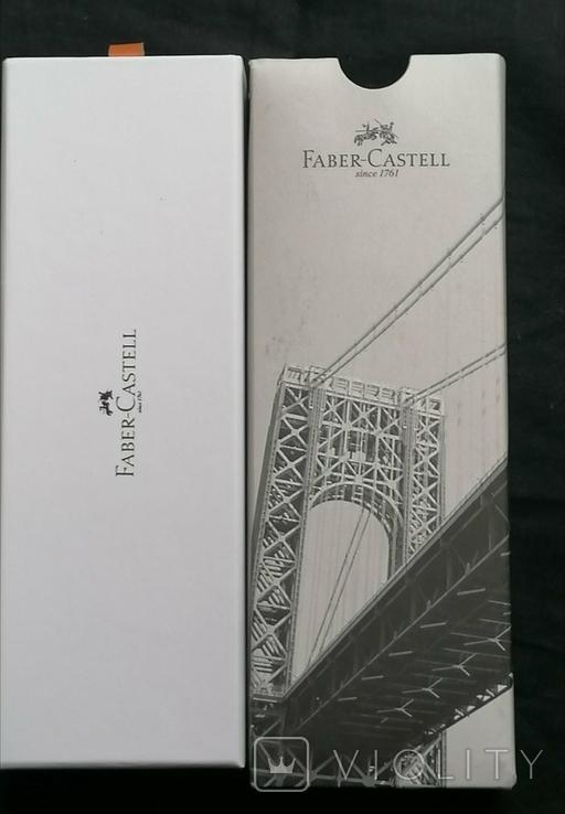 Ручка FABER-CASTELL шариковая., фото №8