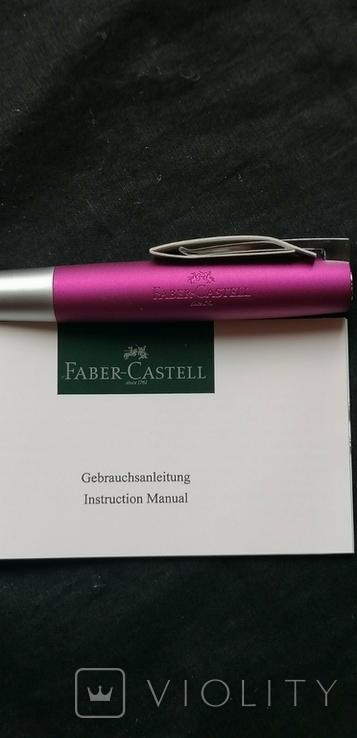 Ручка FABER-CASTELL шариковая., фото №10