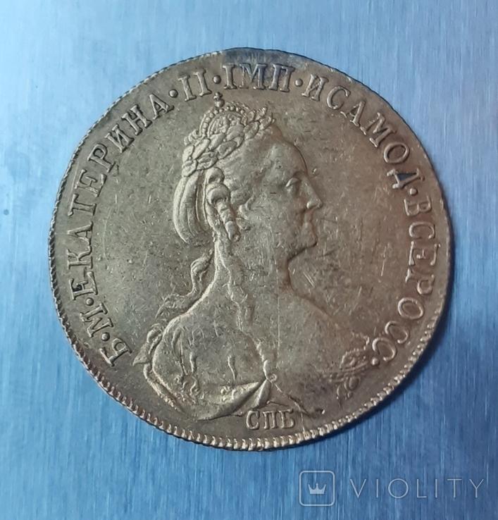 10 рублей 1778 года, фото №2