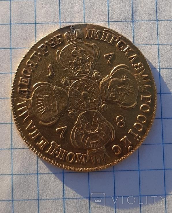 10 рублей 1778 года, фото №5