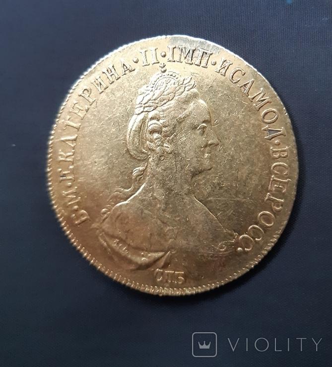 10 рублей 1778 года, фото №7