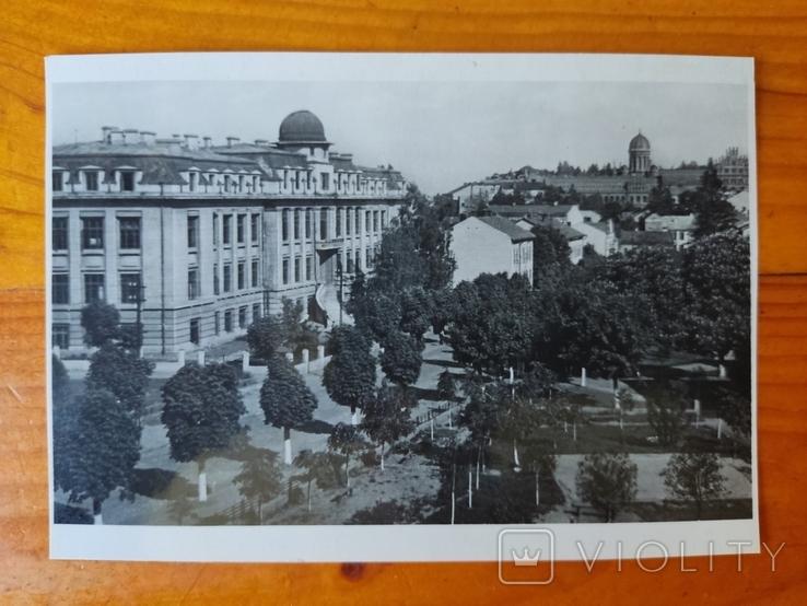 1959г, Черновцы, университет,3-й корпус, фото №2
