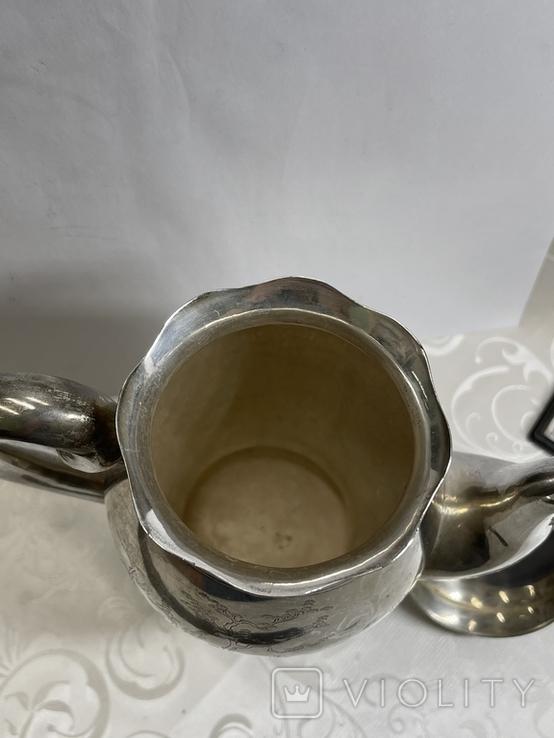 Чайник 875 пробы, фото №4