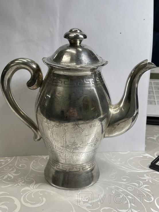 Чайник 875 пробы, фото №2