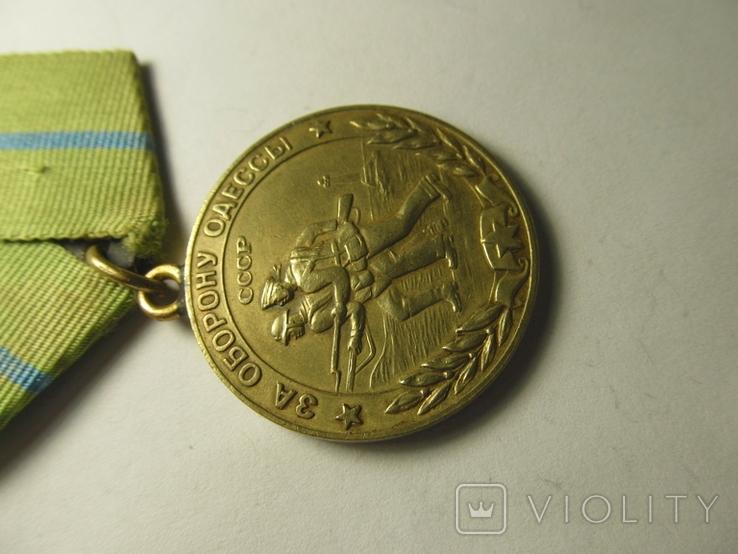 За оборону Одессы, фото №5