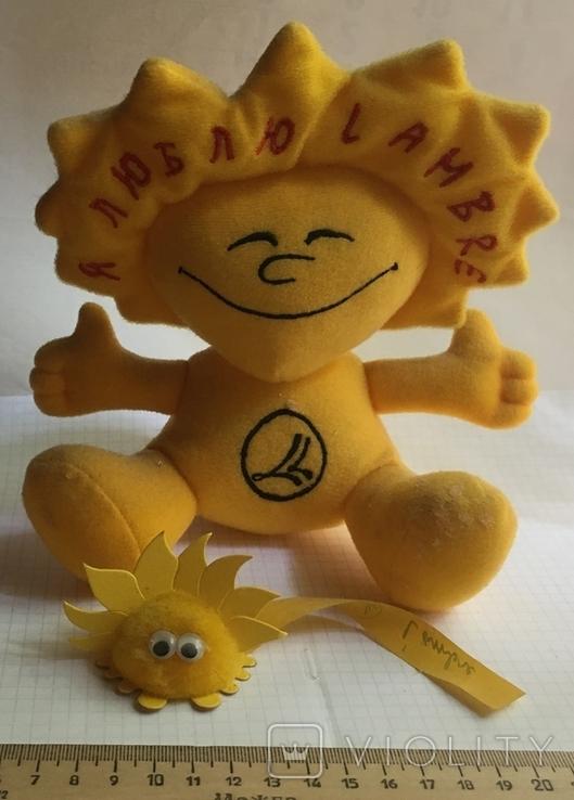 """Брендированные игрушки """"Ламбренок"""" большой и маленький / L'ambre, Ламбрэ, фото №2"""