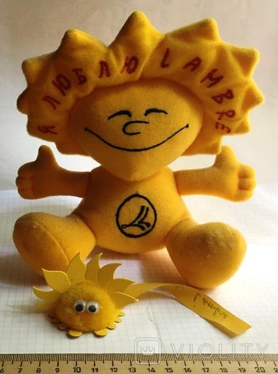 """Брендированные игрушки """"Ламбренок"""" большой и маленький / L'ambre, Ламбрэ, фото №3"""
