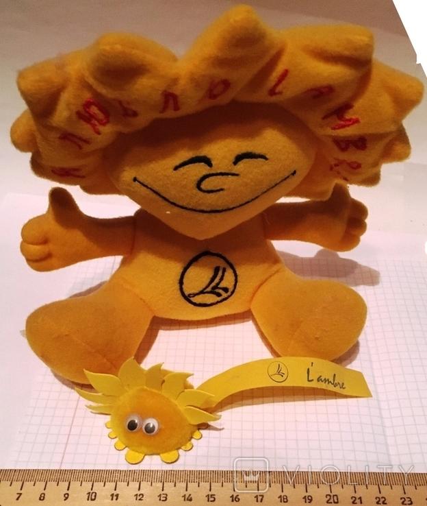 """Брендированные игрушки """"Ламбренок"""" большой и маленький / L'ambre, Ламбрэ, фото №9"""