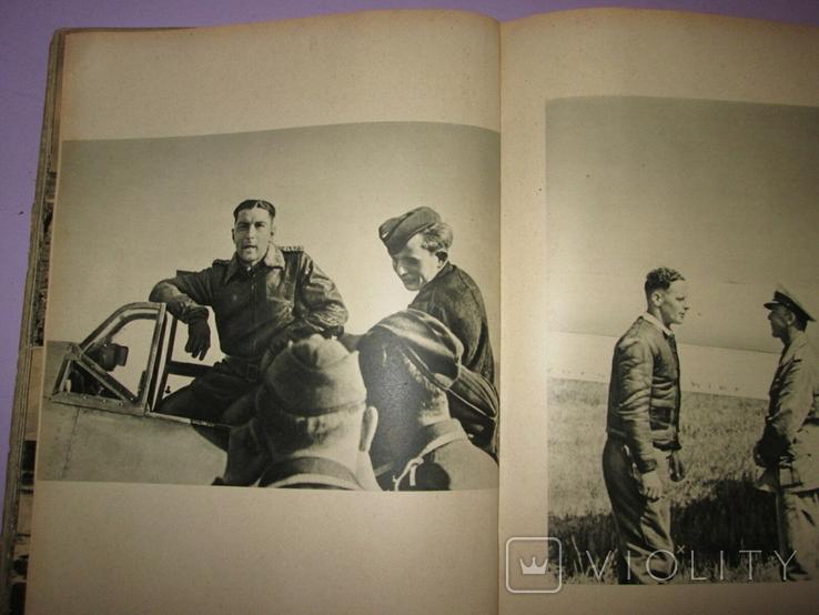 """Фотоальбом """"Мы воевали в Крыму. 1941-42"""". Раритет., фото №9"""