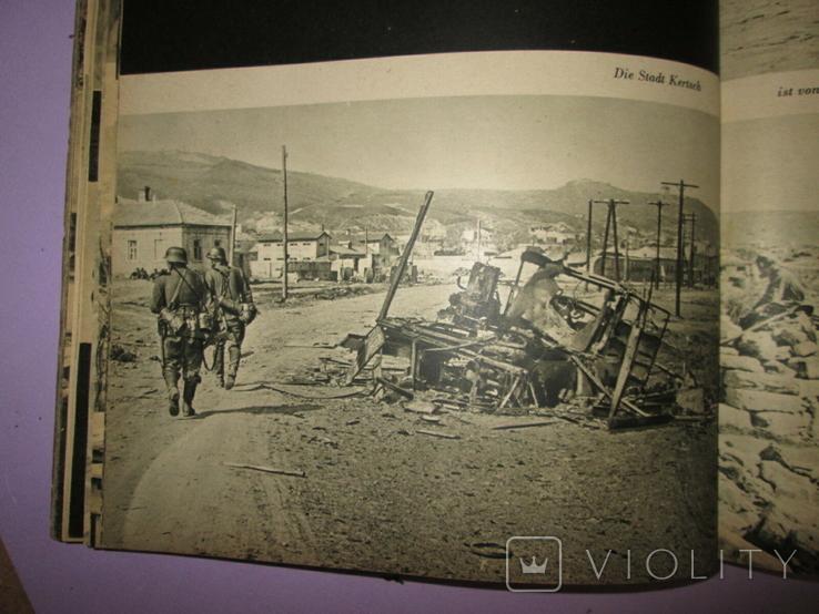 """Фотоальбом """"Мы воевали в Крыму. 1941-42"""". Раритет., фото №13"""