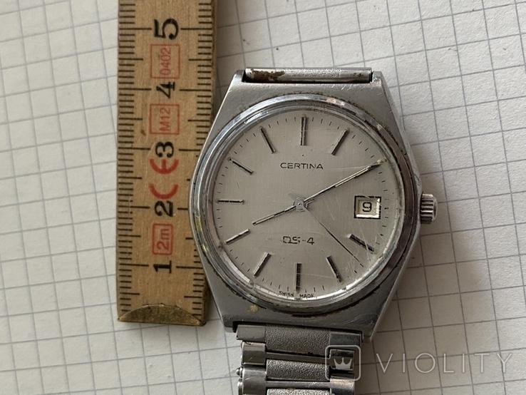 Часы Certina, фото №5