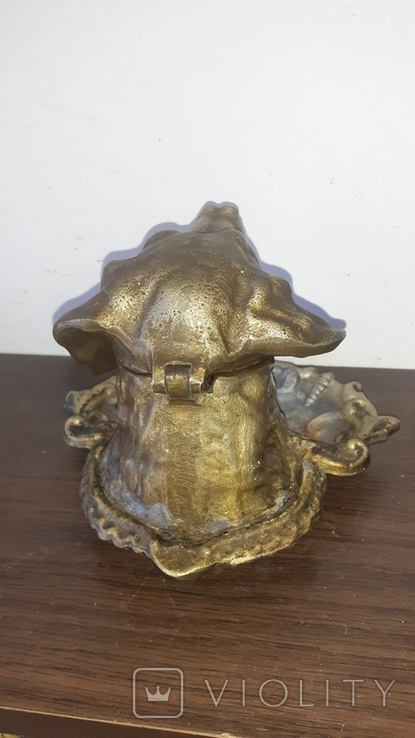 Пепельница Сеттер. Голова собаки, фото №5