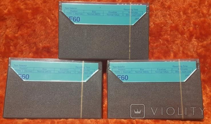 Касети DIPLOMAT HF60 (1), фото №4