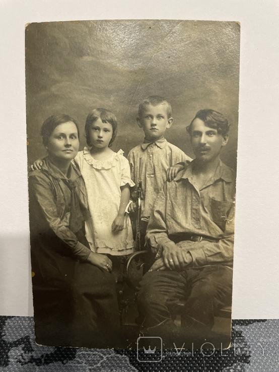 Семья, фото №2