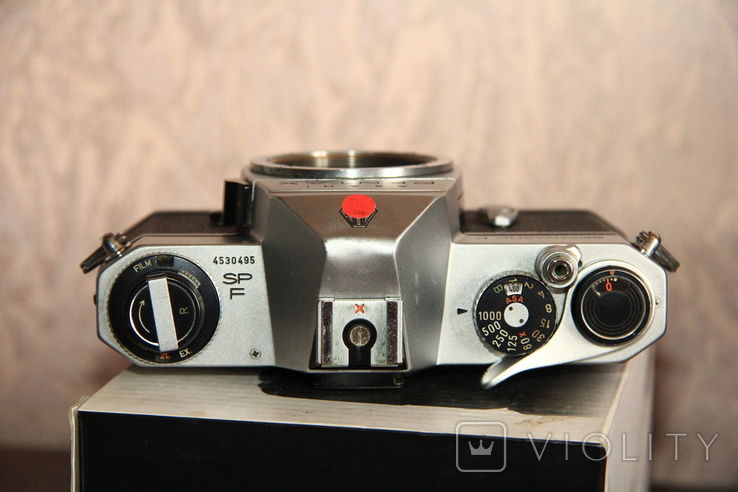 Фотоаппарат Asahi Pentax Spotmatic F(body)., фото №4