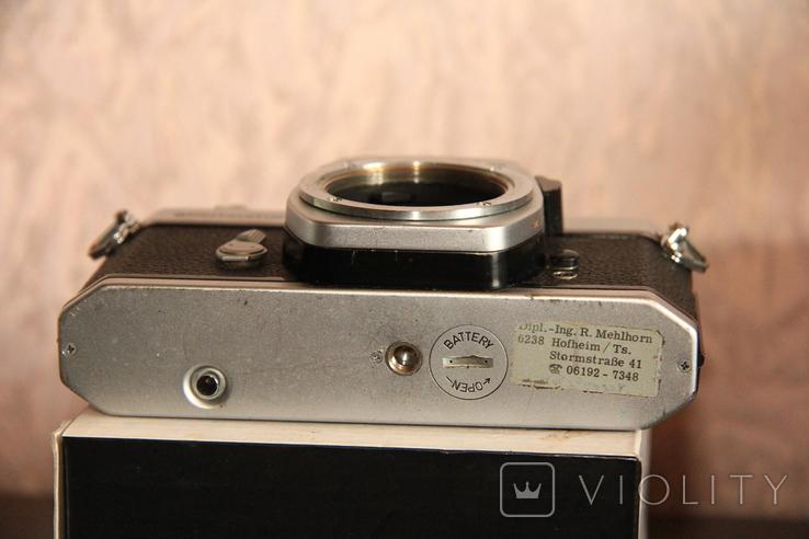 Фотоаппарат Asahi Pentax Spotmatic F(body)., фото №5