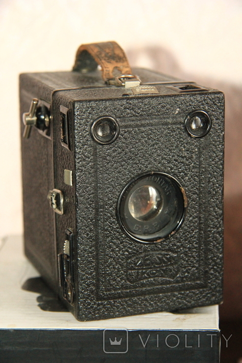 Фотокамера Zeiss Ikon Box Tengor 54/2, фото №2