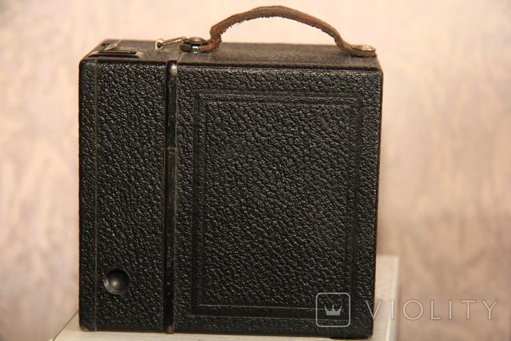 Фотокамера Zeiss Ikon Box Tengor 54/2, фото №5
