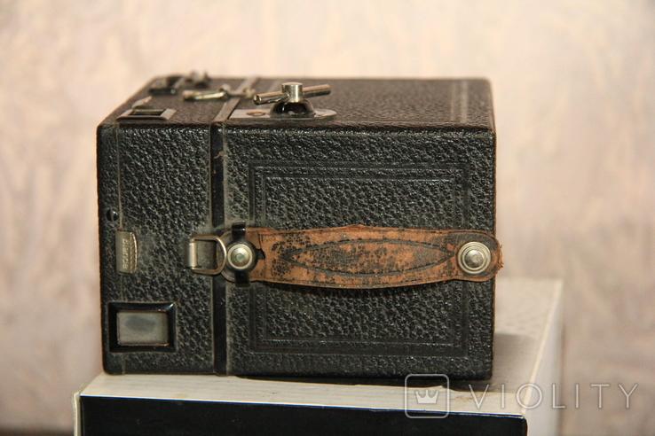 Фотокамера Zeiss Ikon Box Tengor 54/2, фото №6