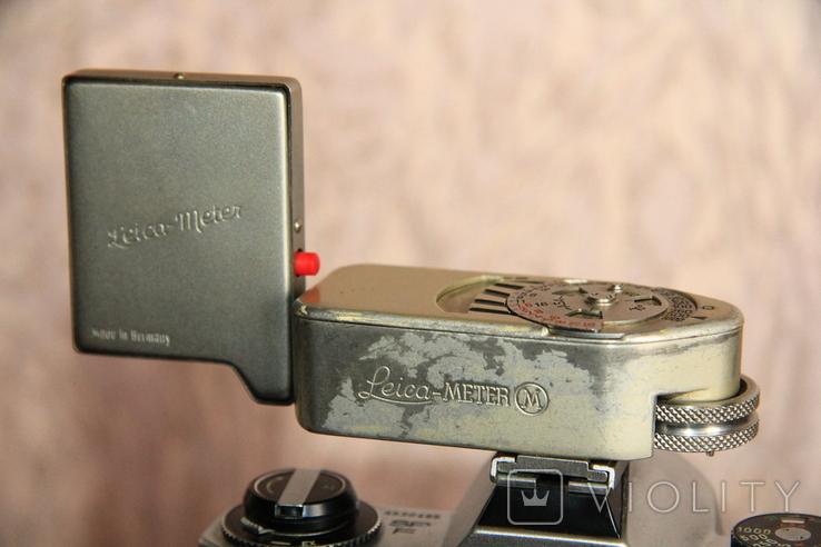 Экспонометр Leicameter M(+доп.фотоэлемент), фото №4