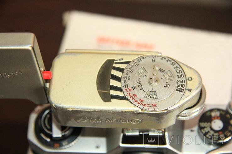 Экспонометр Leicameter M(+доп.фотоэлемент), фото №5